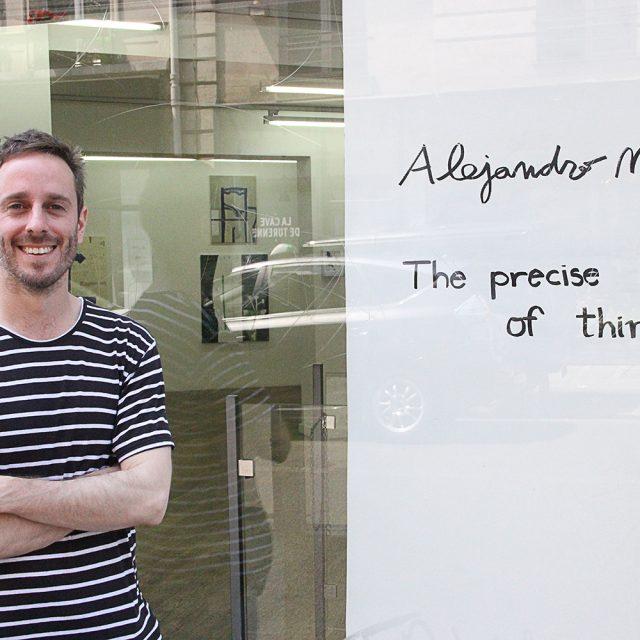 Alejandro M.Parisi Sobering artist