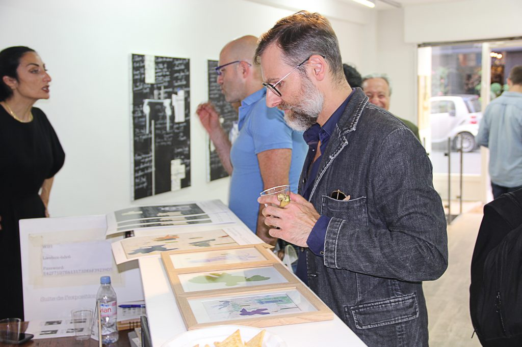 Alejandro M.Parisi Sobering Galerie